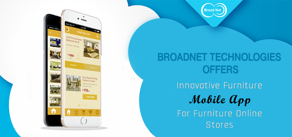Broadnet Technologies Offers Innovative Furniture Mobile