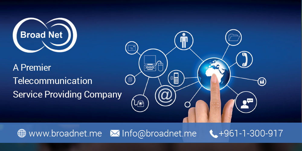 BroadNet Technologies ????? A Premier Telecommunication Service Providing Company