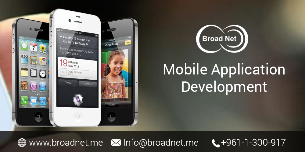 What make BroadNet Technologies the Premier Mobile Application Development Company