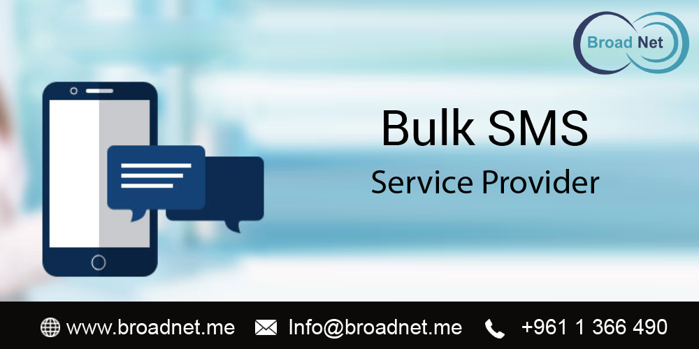 BroadNet - The premier international bulk SMS service provider in the telecommunications industry