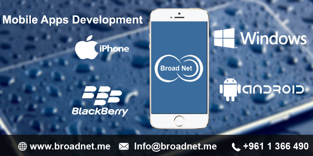 BroadNet Technologies - Creating multifunctional mobile apps of every type and complexity