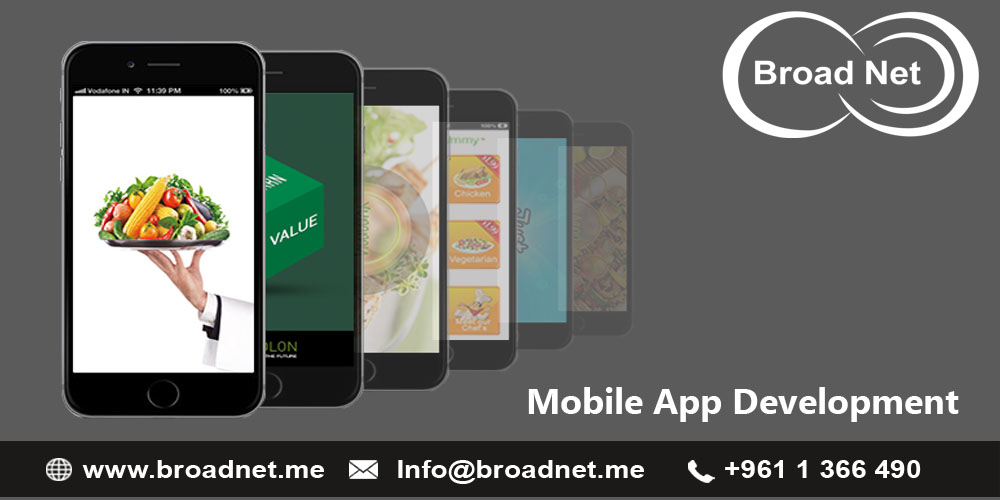 BroadNet Technologies - The Distinguished Mobile App Development Company