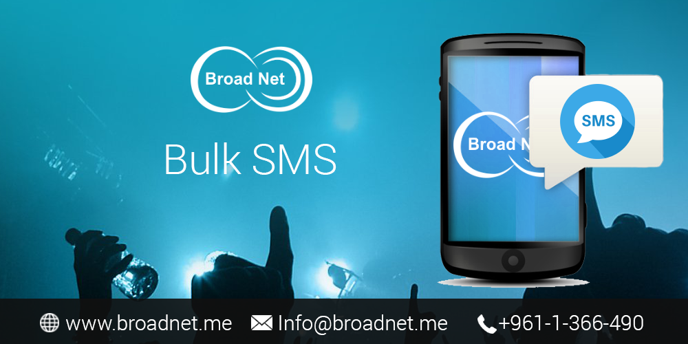 Why Choose BroadNet's Bulk SMS Services and Solutions?