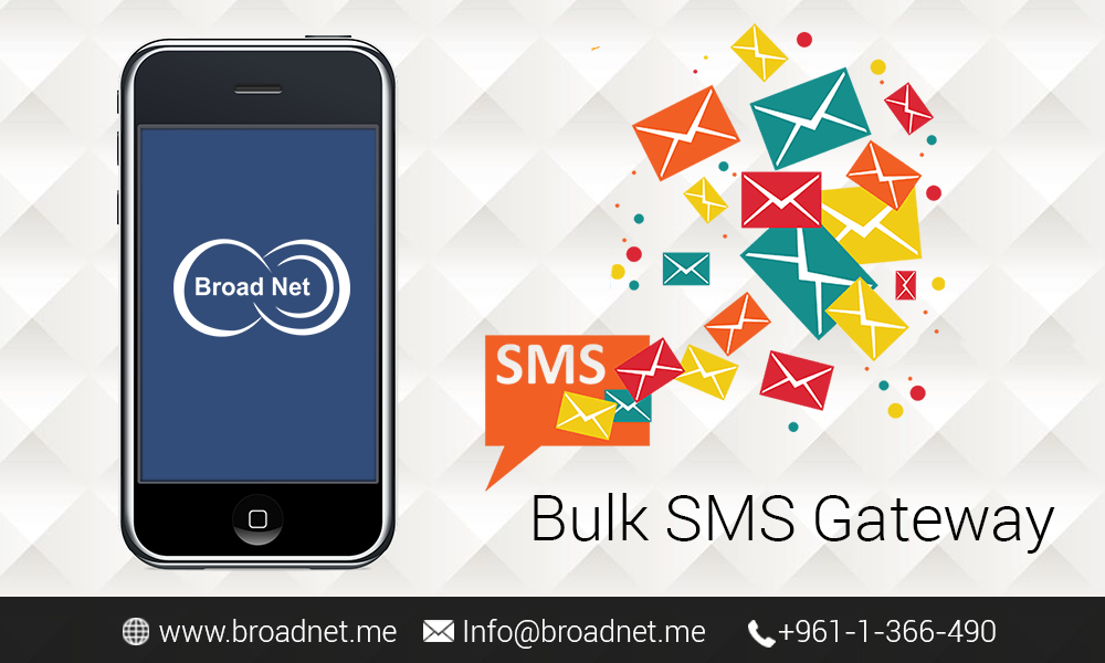 BroadNet Technologies - The Preeminent Provider of Bulk SMS Gateway Services