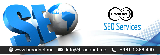 BroadNet - Hire our SEO services and get excellent ranking of your website with guarantee