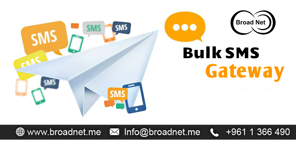 BroadNet Technologies - The Industry's best SMS Gateway Service Provider at Highly Cheap Costs