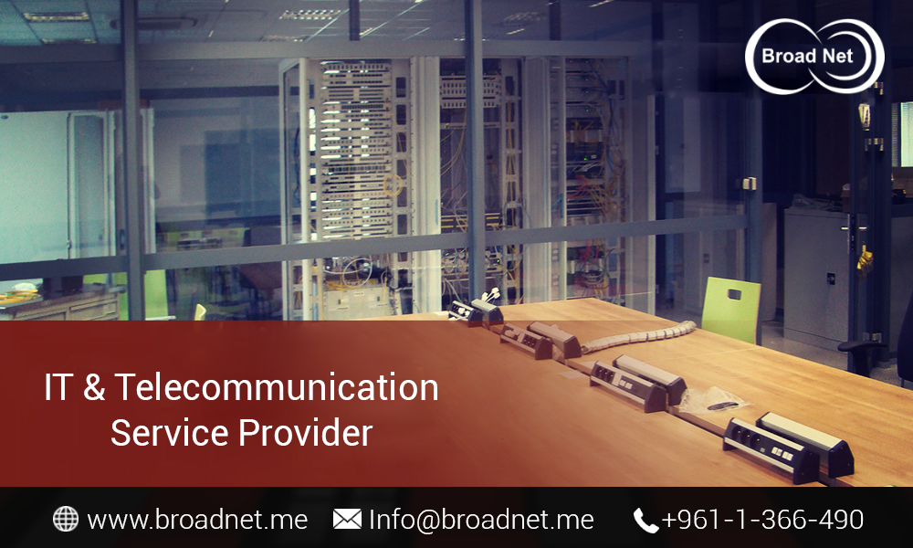 BroadNet Technologies - The Glorious and the Foremost IT and Telecommunication Service Provider