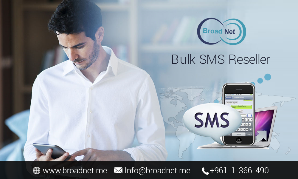 Join BroadNet's Bulk SMS Reseller Program and reap the cost-effective benefits