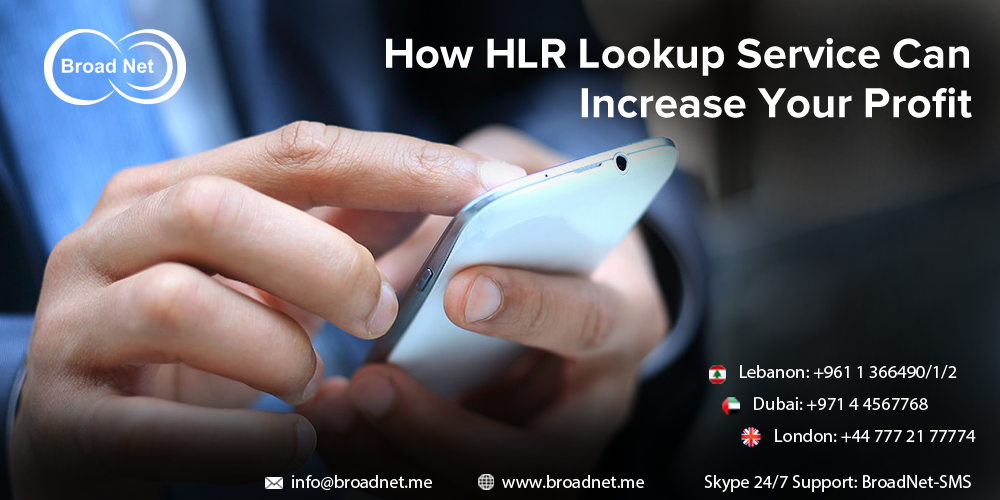 How HLR Lookup Service Can Increase Your Profit