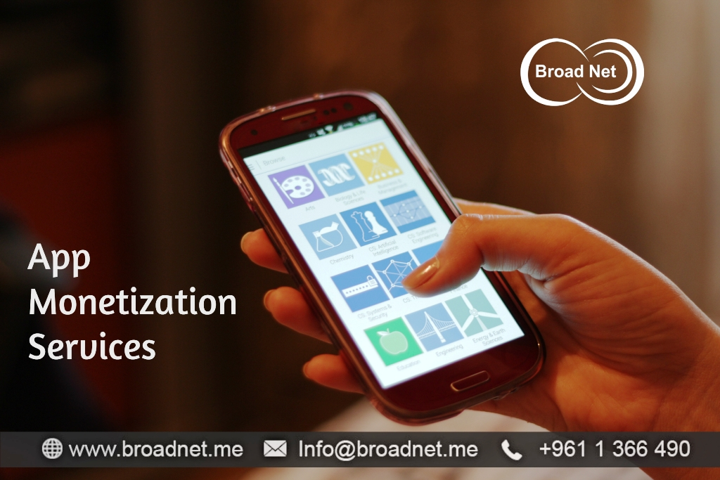 BroadNet Technologies' App Monetization Services Guarantee Back-to-Back Revenues and Other Benefits