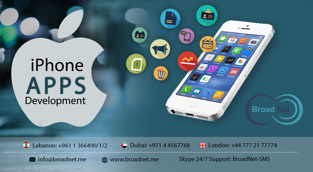 A Creative iPhone App Development Company Delivering Cost-Effective And Engaging Apps