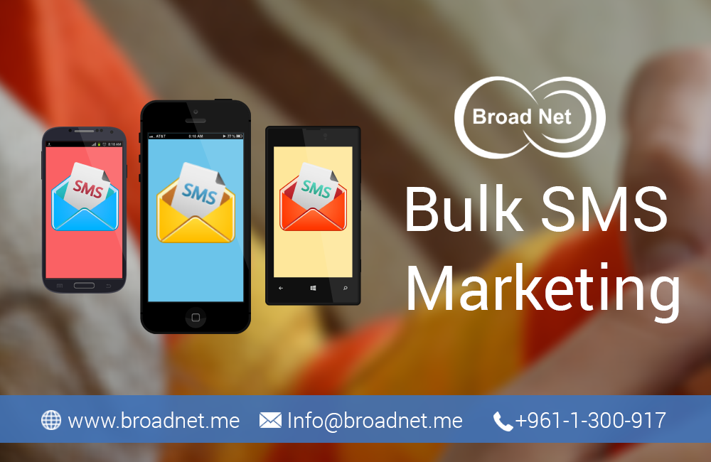 Bulk SMS marketing- A terrific way in today's time to market your business effectively