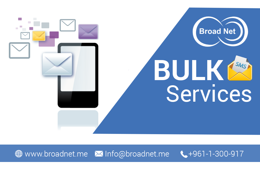 BroadNet Technologies - Best SMS Services Provider in the market