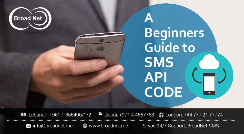 A Beginners Guide to SMS API CODE