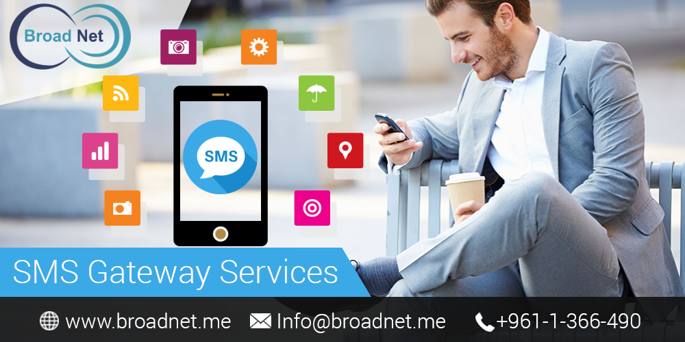 BroadNet Technologies - Harness the Power of our Unrivalled SMS Gateway Services
