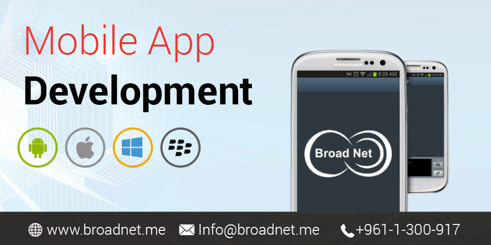 BROADNET TECNOLOGIES - A COMPANY AT THE CUTTING-EDGE OF MOBILE APP DEVELOPMENT SERVICES