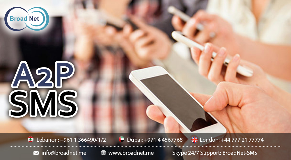 Top 5 ways to use A2P SMS